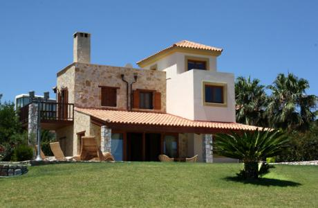 Athina luxury villas chania