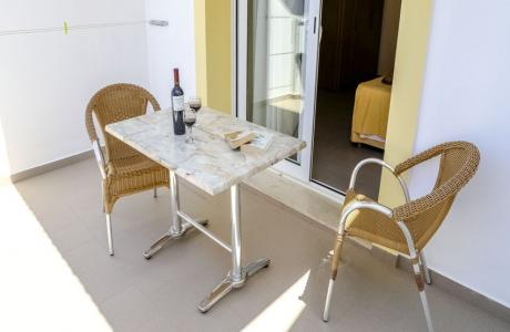 Coloma Apartments accommodation in Pefki, Pefkos, Rhodes, Greece