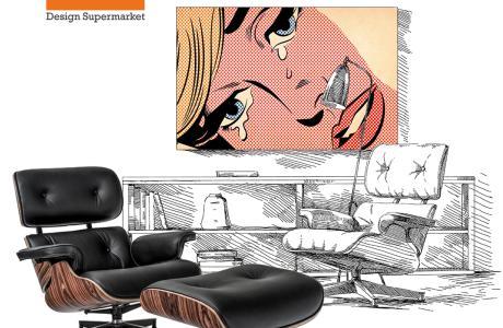 Πολυθρόνα relax Pacific™ lounge από το deco2.gr